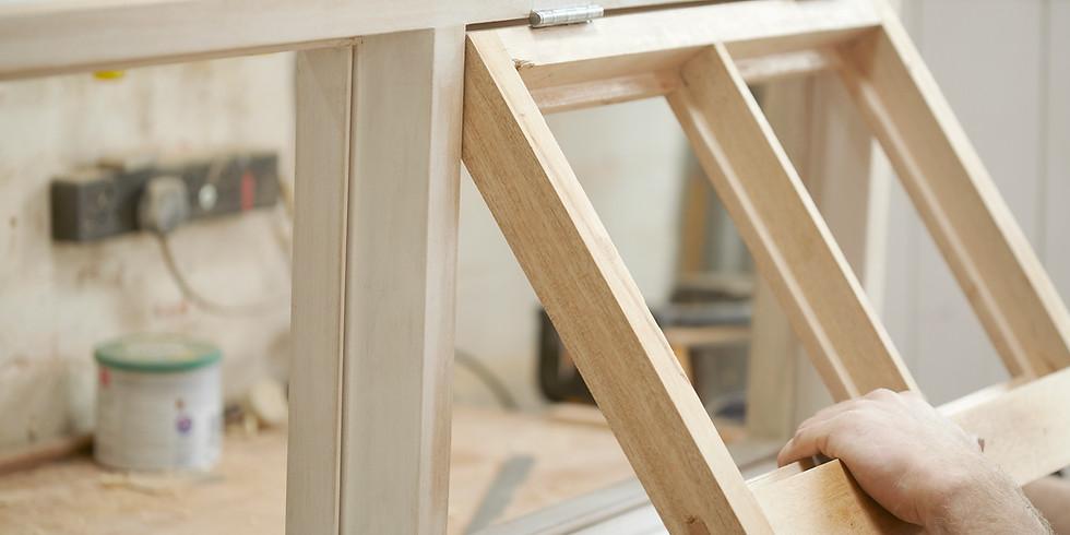 Montageschulung Sicherheitslösung für Fenster
