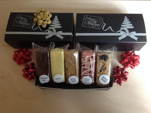 Deluxe Christmas Fudge Box - Buy 2 & save £4!