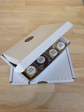 Recipe Fudge Box