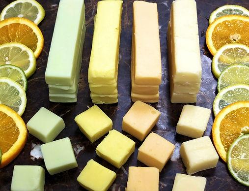 Citrus Burst Fudge Box Selection