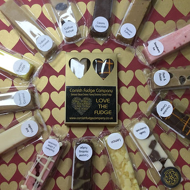 Deluxe Fudge Gift Set (Gold)