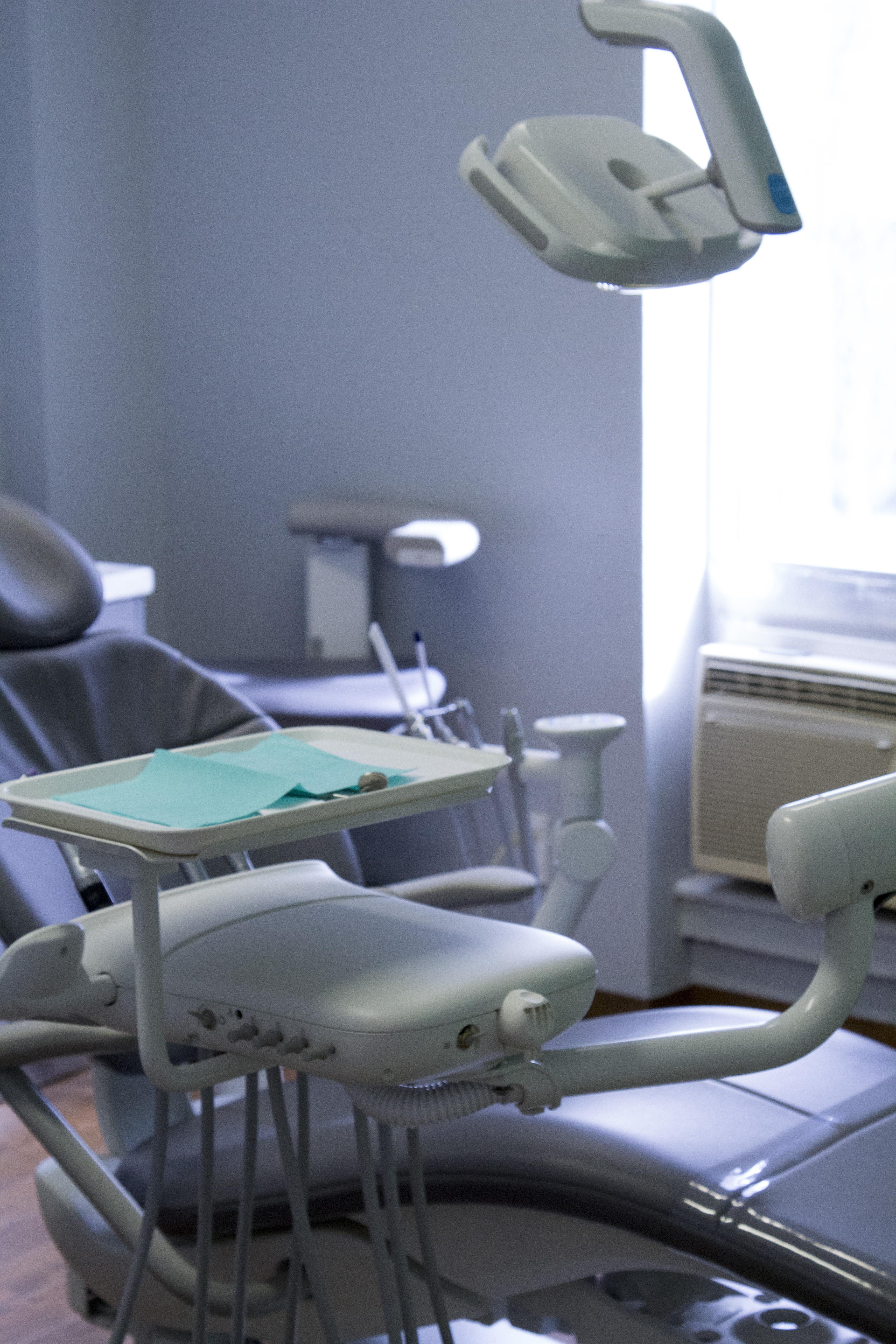 Pediatric dental equipment