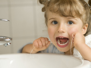 Do I Have To Floss My Childs Teeth?
