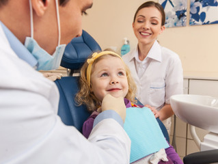 Does your child have a cavity ?