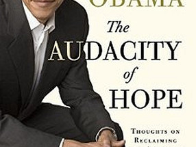 """Review: """"Audacity of Hope,"""" by Barack Obama"""