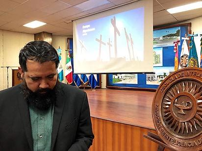 Aurelio in Guatemala City