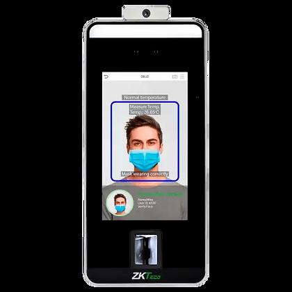 Control de Acceso - Reconocimiento Facial y Temperatura - Serie FAC