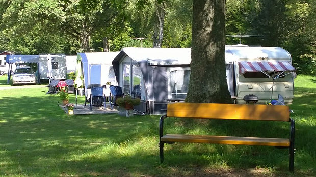 camping place Asarum Sweden