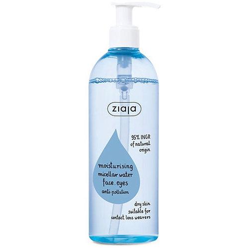 Agua Micelar Hidratante para rostro y ojos