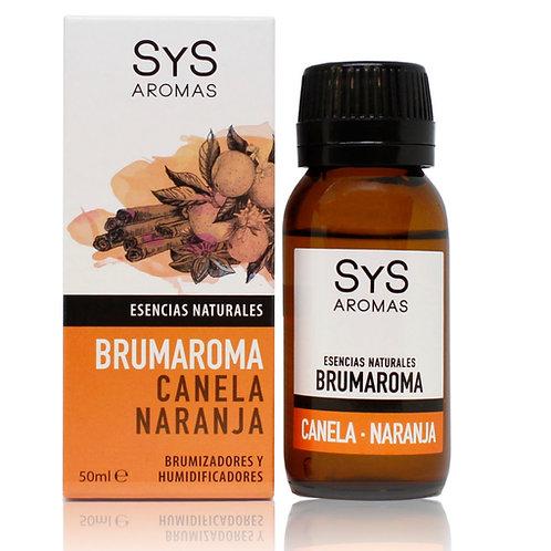 Esencia Brumaroma Canela-Naranja 50ml