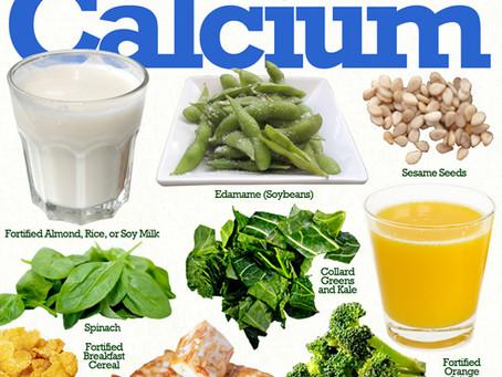 Where do you get your calcium?