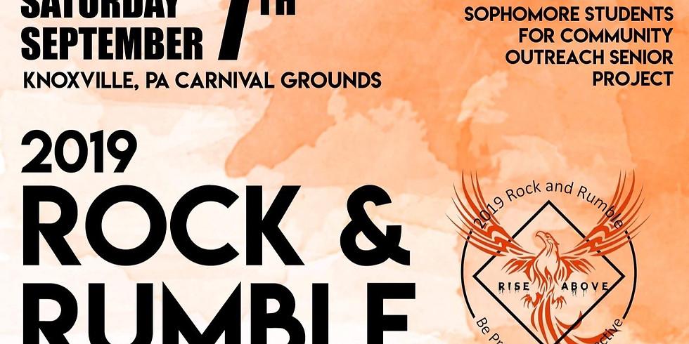 2019 Rock & Rumble