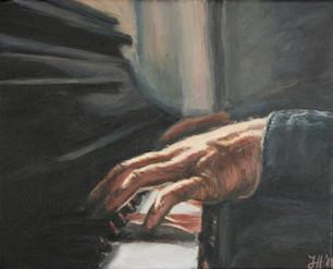 """""""Piano Hands"""""""