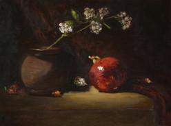 """Enlightened pomegranate"""