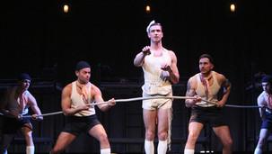 Ben Irish as Josephine on UK Tour 2014