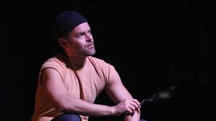 Joel Elferink in 2014