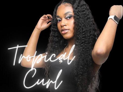 Tropical Curl Bundle Deal