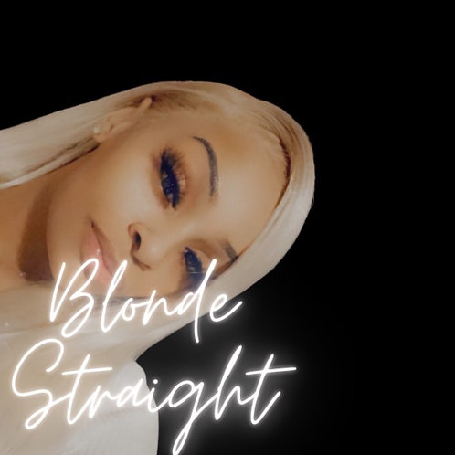 Blonde Straight