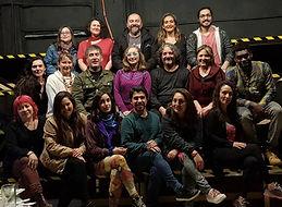 perfiles siluetas agrupacion cultural 2018