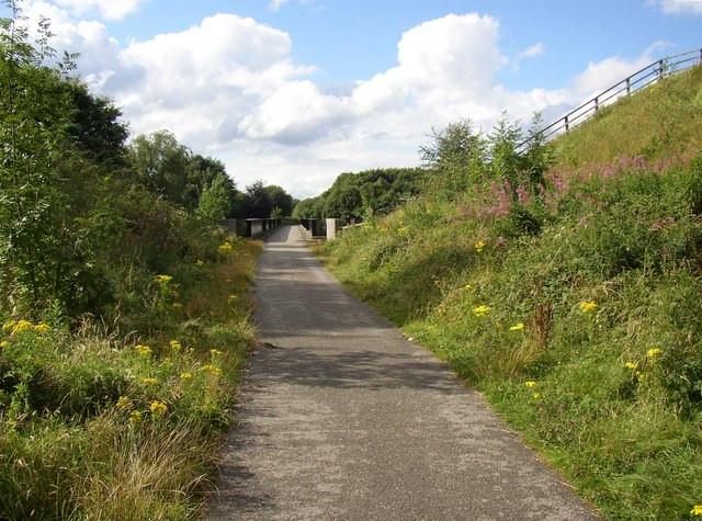Cleckheaton Greenway