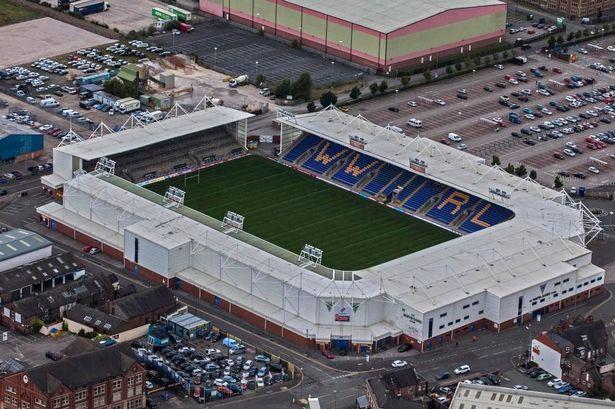 Halliwell-Jones-Stadium