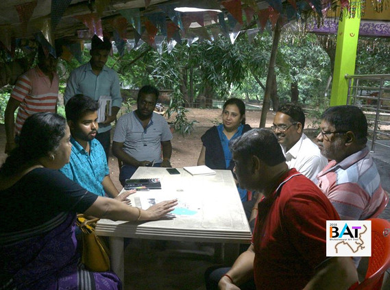 Meeting with Stakeholders
