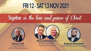 2021 FGBMFI European Convention Strasbourg