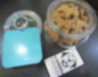 Mint Buckwheat Dog Treats (Fresh Breath Biscuits)