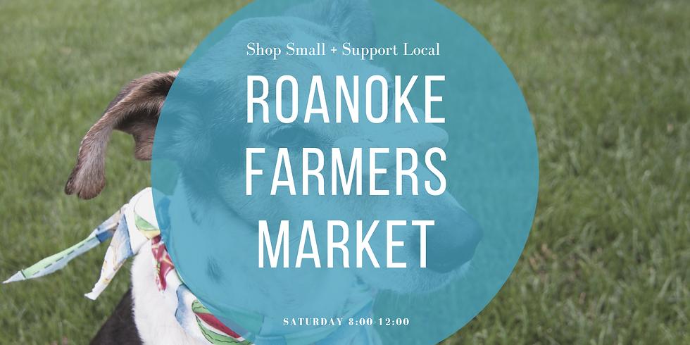 Roanoke Farmers Market (Opening Day)