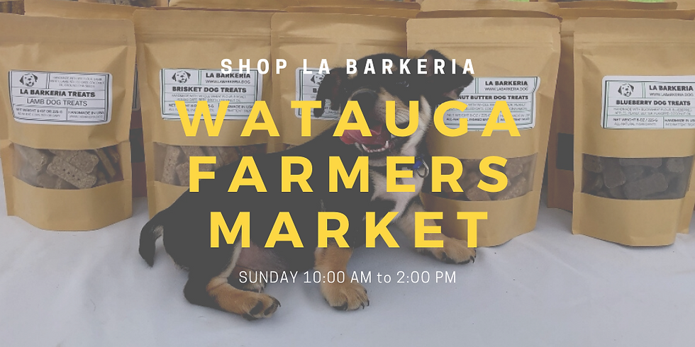 Watauga Farmers Market (Mother's Day)
