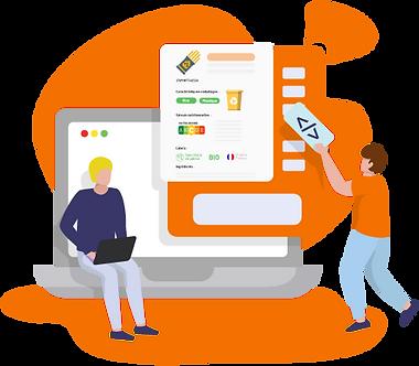 API Uzer base de données consignes de tri locales