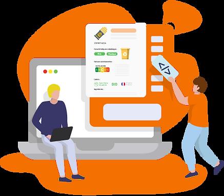 API Uzer base de données consignes de tri