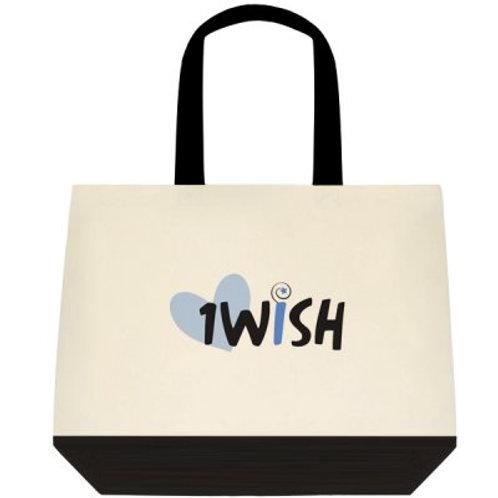 1Wish Canvas Bag