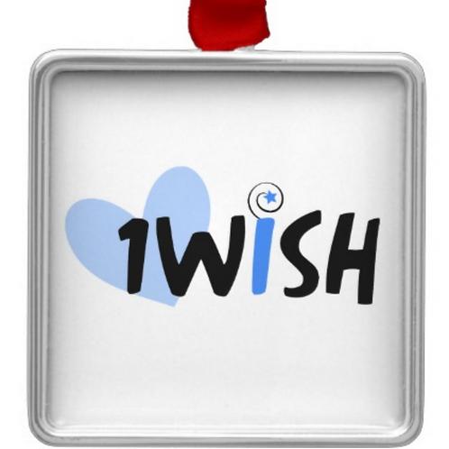 1Wish Ornament