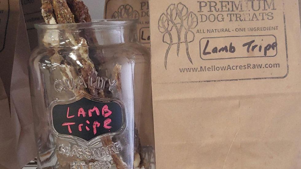 LAMB TRIPE - DEHYDRATED