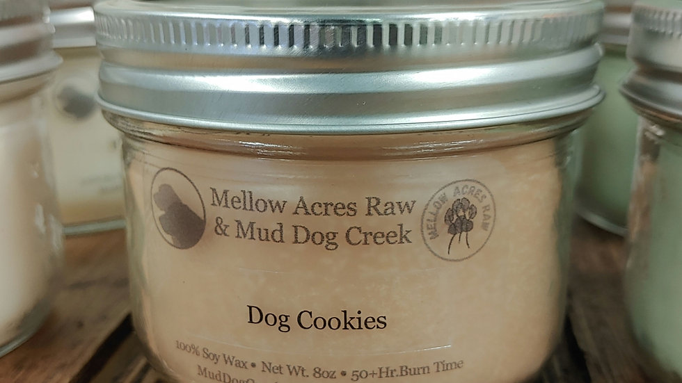 Mud Dog Creek Candle