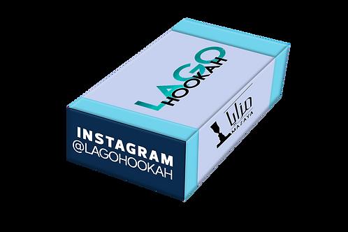 BOX LAGO HOOKAH MAZAYA