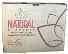 Carvão do mês de setembro: Natural Charcoal!