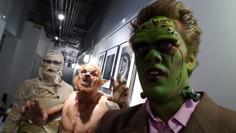 Monsters Anonymous_BTS_Ace_Wolfie_Franci