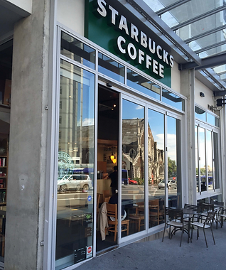 Starbucks Symonds street