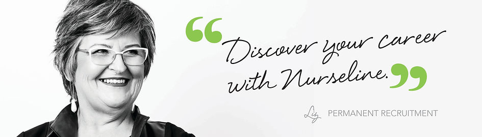 Liz - Discover you career with Nurseline