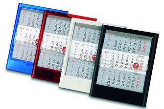 Календарь настольный пластиковый Walz Канцелярский набор с календарем Календарь