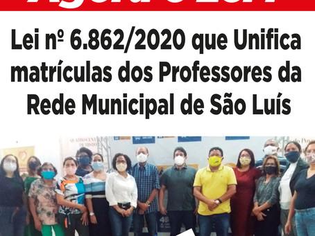 Vereador Pavão Filho Unifica Matrículas dos Professores da Rede Pública Municipal