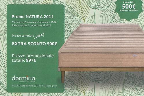 promozione NATURA 2021