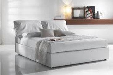 Amaranto letto contenitore