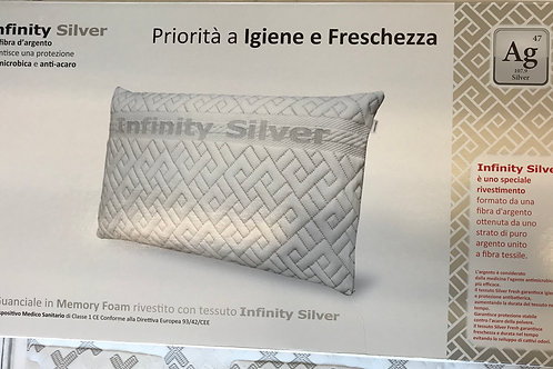 Guanciale INFINITY SILVER