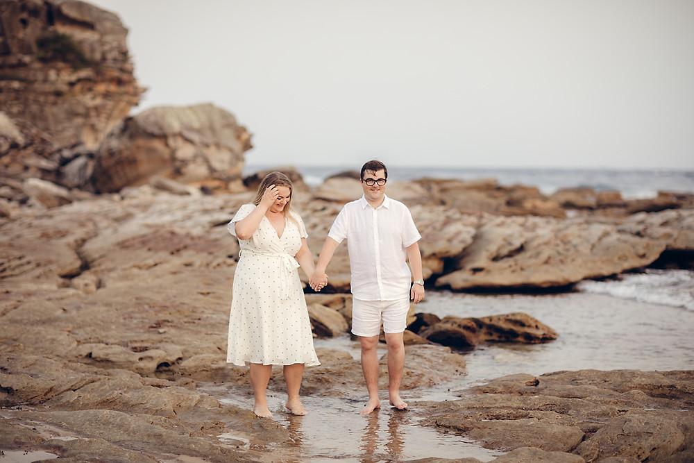 sydney engagement photographer de lumiere photography
