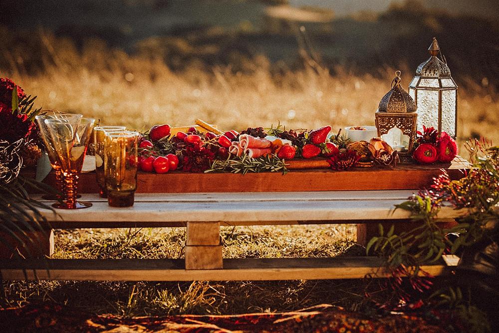 love is love sunset romance wedding inspiration