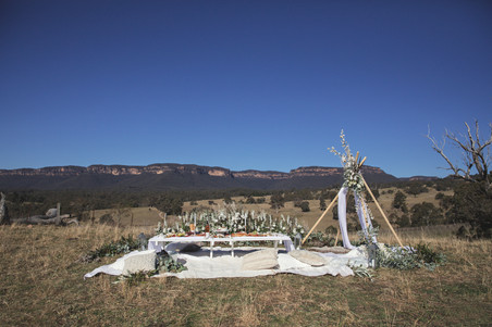 Hens party ideas winery blue mountains photography by de lumière photography