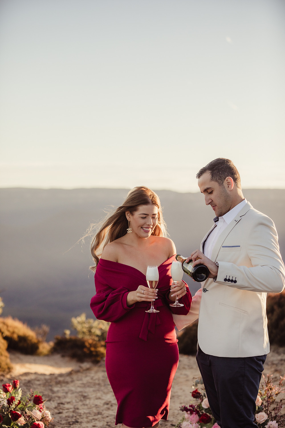 surprise proposal sydney wedding photographer